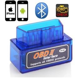 OBDII Bluetooth fejlkodelæser