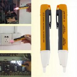 Spændingsdetektor med LED