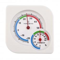 Analog Termometer med Hygrometer