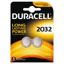 Duracell CR2032 3V batteri
