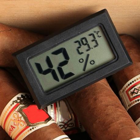 Mini Hygrometer & Temperaturmåler