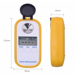 Digital Honning Refraktometer