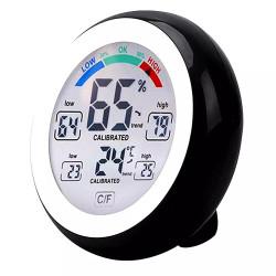 Enkelt Digital Hygrometer & Temperaturmåler